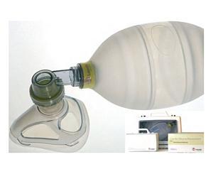 Adult Silicone Resuscitator Basic in Carton