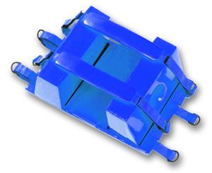 Head Immobilizer, Reusable, Blue