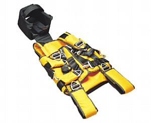 LSP Half Back Vertical Extrication Device Kit