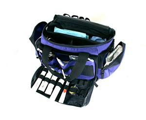 Trauma Pack Plus Midwife Bag, Purple