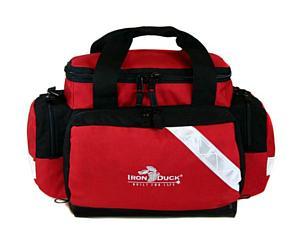 Trauma Pack Plus Trauma Bag, Red