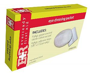 Eye Dressing Kit Unit Box, 4's