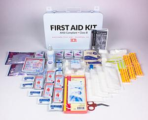 Basic ANSI Compliant First Aid Kit < EverReady