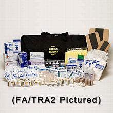 Trauma Kit - Deluxe 100 Person
