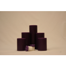 "4"" Lavender Woods Pillar"