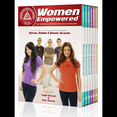 Women Empowered Standard DVD Package