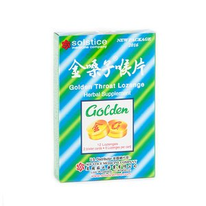 Golden Throat Lozenge