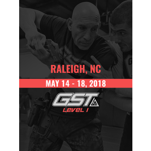Level 1 Full Certification: Raleigh, NC (May 14-18, 2018)
