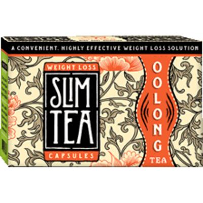 Premium Slimming Tea Capsules - One Month Supply